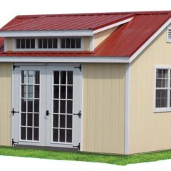 Duratemp w/ Metal Roof