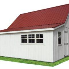 Porch & Metal Roof