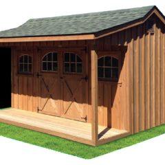 Board & Batten w/ Porch