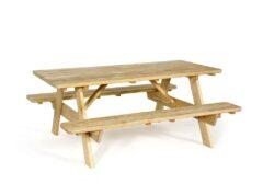 3'x6' Picnic Table