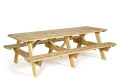 3'x8' Picnic Table