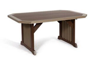 4'x6' English Garden Table