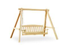 5' English Garden A-frame Swing