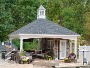 Hampton Villa w/ cupola
